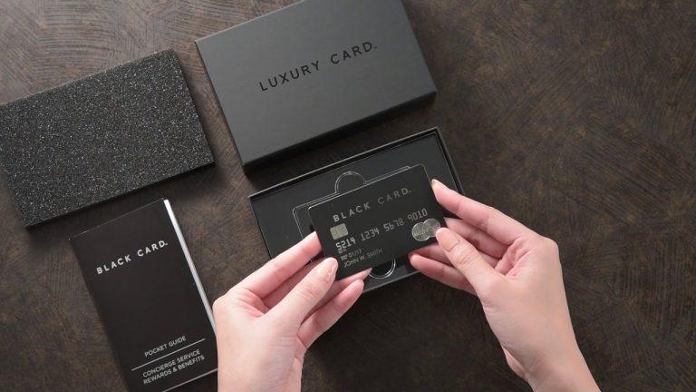Pourquoi choisir une black card ?
